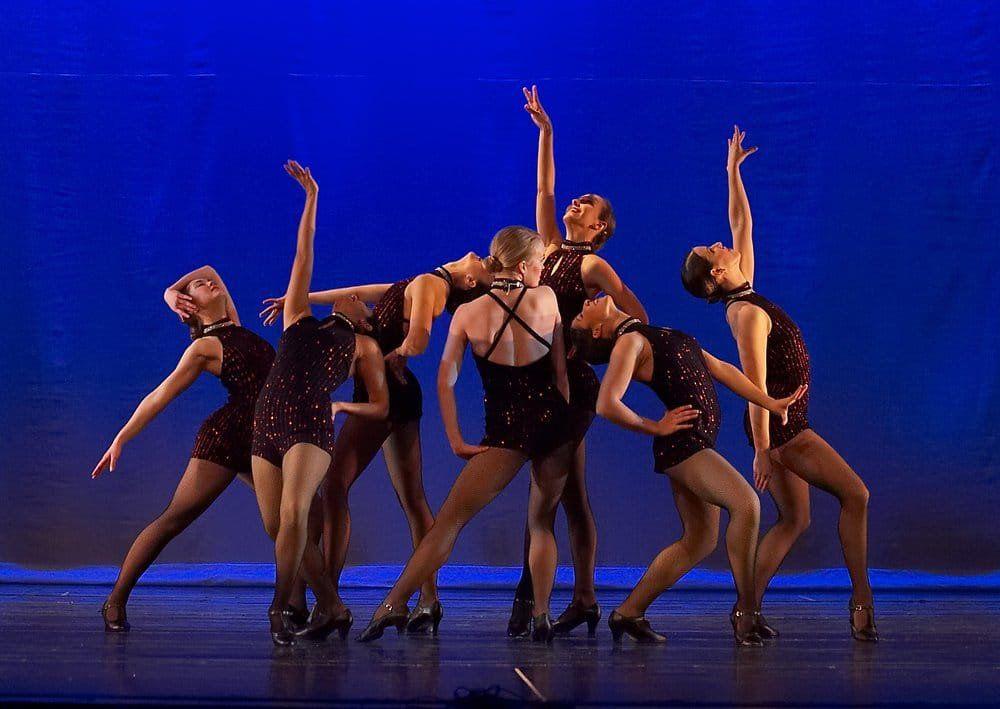 Танец джаз